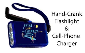 Environmentally friendly flashlight